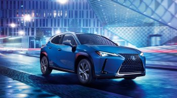 Lexus UX 300e 2020 รถ EV คันแรกของ Lexus เปิดตัว Auto Guangzhou 2019
