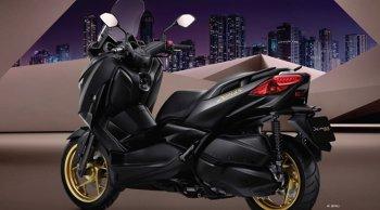 เปิดตัว Yamaha Xmax300 2020 พร้อมให้ยลโฉมที่โชว์รูมยามาฮ่า
