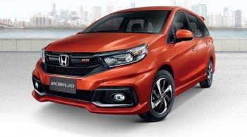 ราคาและตารางผ่อน ดาวน์ Honda Mobilio