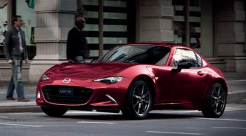 ราคาและตารางผ่อน ดาวน์ Mazda MX-5