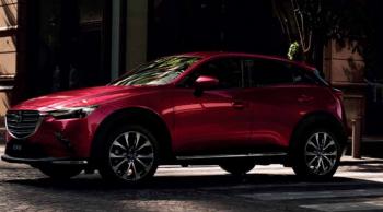 ราคาและตารางผ่อน ดาวน์ Mazda CX-3