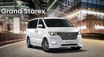 ราคาและตารางผ่อน ดาวน์ Hyundai Grand Starex