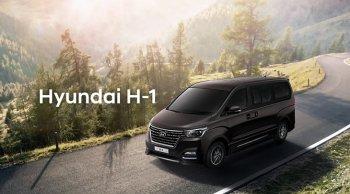 ราคาและตารางผ่อน ดาวน์ Hyundai H-1