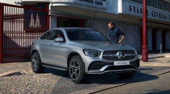 ราคาและตารางผ่อน ดาวน์ Mercedes-AMG GLC Coupe