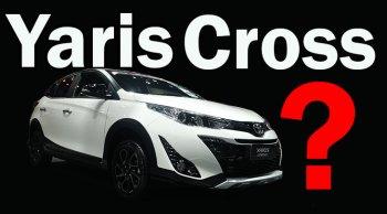 ไขข้อสงสัย Toyota Yaris Cross 2020 รุ่นย่อยใหม่หรือแยกขายชุดแต่ง