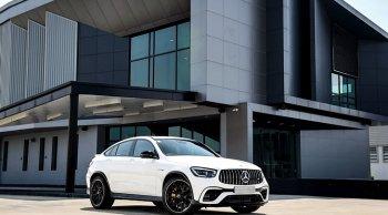 รีวิว Mercedes-AMG GLC Coupe 2020 เอสยูวีสุดหรูตัวแรง