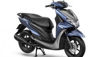 Yamaha Freego 125 2020 เต็มที่…ทุกเส้นทางชีวิต