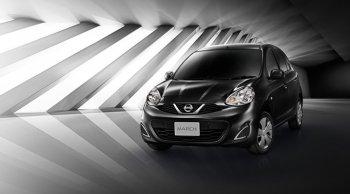 ราคาและตารางผ่อน ดาวน์ Nissan March