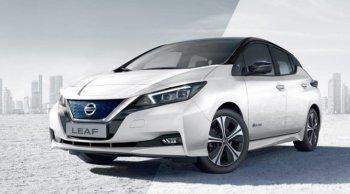 ราคาและตารางผ่อน ดาวน์ Nissan Leaf