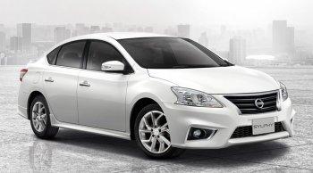 ราคาและตารางผ่อน ดาวน์ Nissan Sylphy