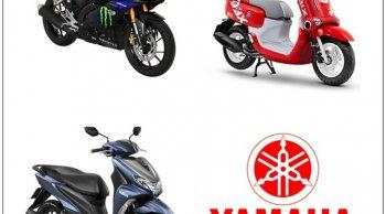 รวมฮิต Yamaha เปิดตัวรถใหม่ 2019 ตลอดทั้งปีมีทั้งหมดกี่รุ่น