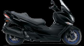 Suzuki Burgman 400 ปี 2020 รถสกูตเตอร์ระดับพรีเมียม ตอบสนองทุกการใช้งาน