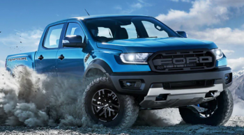 ราคาและตารางผ่อน ดาวน์ Ford Ranger Raptor