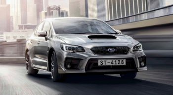 ราคาและตารางผ่อน ดาวน์ Subaru WRX STI