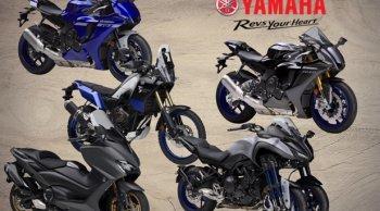 Yamaha Bigbike 2019 สรุปรถจักรยานยนต์เปิดตัวในปีนี้