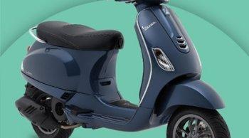 Vespa LX 125 I-GET 2020 ปรับโฉมใหม่ ราคา 8.79 หมื่นบาท