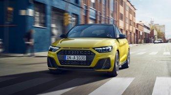 ราคาและตารางผ่อน ดาวน์ Audi A1