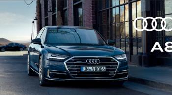 ราคาและตารางผ่อน ดาวน์ Audi A8 L