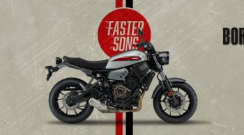 ราคาและตารางผ่อน ดาวน์ Yamaha XSR 700
