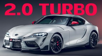 Toyota GR Supra 2020 อัปเดตขุมพลัง 2.0 เทอร์โบ ราคาเบาแต่เร้าใจ