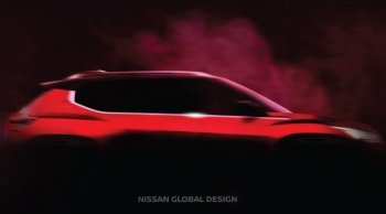 Nissan SUV รุ่นใหม่ ขนาดเล็กกว่า Nissan Kicks จะเปิดตัวในอินเดีย