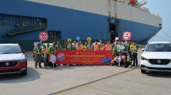 MG ZSผลิตไปแล้วทะลุ30,000คัน เผยแผนปีนี้ส่งออกตีตลาดอินโดนีเซีย