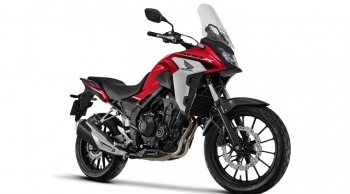 Honda CB500X 2020 เปิดสีสันใหม่ ที่บราซิล