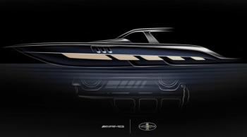 Mercedes-Benz G-Class ขอแปลงร่างเป็นสปีดโบ๊ต! เปิดตัว 13 ก.พ. 63