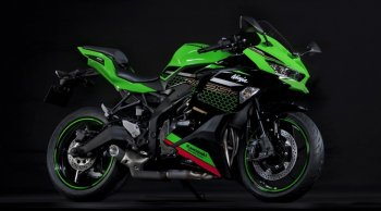 พร้อมเปิดตัว Kawasaki Ninja ZX-25R 2020 ที่อินโดนีเซีย