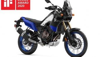 Yamaha Tenere 700 2020 รับรางวัล iF Design Award ประจำปี