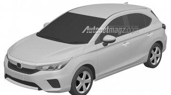 Honda City Hatchback 2020 อาจมาทำตลาดแทน Honda Jazz ในไทย