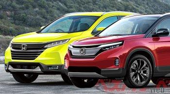 Honda HR-V 2021 โฉมใหม่ กับครอสโอเวอร์รุ่นเล็กกว่าจะเปิดตัวปี 2564