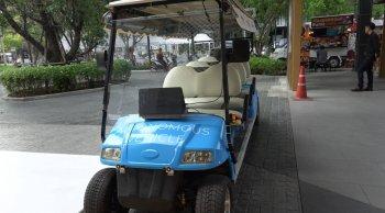 รถยนต์ไร้คนขับ ครั้งแรกในไทยผลงานระหว่างสวทช. กับ Siri Ventures
