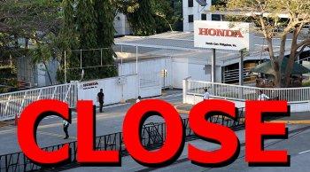 Honda ประกาศปิดโรงงานในฟิลิปปินส์ แรงงานนับร้อยเตรียมตกงาน