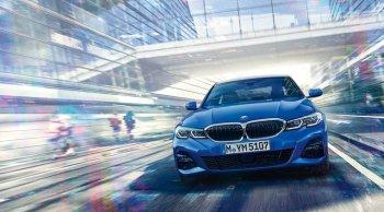ราคาและตารางผ่อน ดาวน์ BMW 3 SERIES