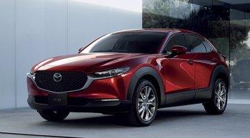รีวิว Mazda CX-30 2020 Crossover SUV เริ่ม 9.89 แสนบาท