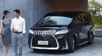 รีวิว Lexus LM 2020 รถตู้ MPV สุดหรูระดับผู้นำ เริ่ม 5.5 ล้านบาท