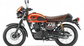Kawasaki W175 2020 เรโทรคลาสสิก เผยสีใหม่