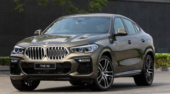 ราคาและตารางผ่อน ดาวน์ BMW X6