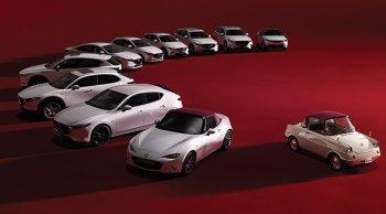 Mazda 100th Anniversary Special Edition ปล่อยรุ่นพิเศษครบไลน์อัป