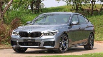 ราคาและตารางผ่อน ดาวน์ BMW 630i GT M Sport