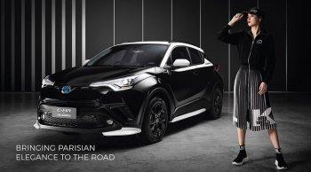 ราคาและตารางผ่อน ดาวน์ Toyota C-HR by Karl Lagerfeld 2020