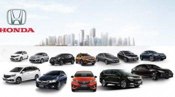 ราคารถ ฮอนด้า 2020 ราคาและตารางผ่อนดาวน์ Honda ล่าสุด