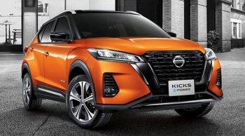 ราคาและตารางผ่อน ดาวน์ Nissan Kicks e-POWER