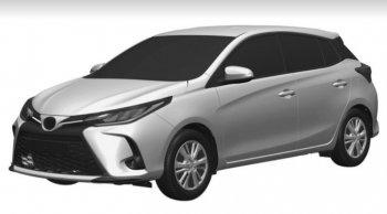 Toyota Yaris 2021 ใหม่ ปรับโฉมอีกเป็นรอบที่ 3 ?