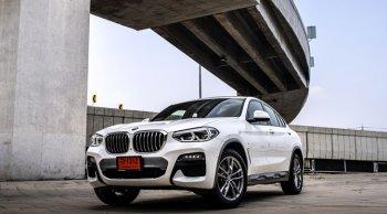 รีวิว BMW X4 xDrive20d M Sport X 2020 ชุดแต่งใหม่ ลุยกว่าเดิม