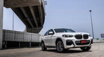 ราคาและตารางผ่อนดาวน์ BMW X4 xDrive20d M Sport X 2020