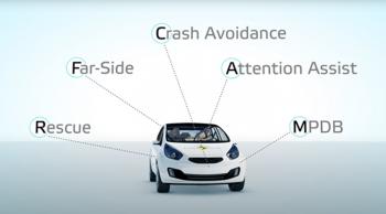 Euro NCAP ปรับเกณฑ์ให้คะแนนมาตรฐานความปลอดภัยใหม่ 5 ข้อ