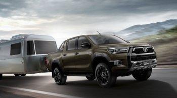 รีวิว Toyota Hilux Revo 2020 Rocco ตัวท็อปพันธุ์แกร่ง เริ่ม 9.49 บาท