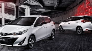 เปรียบเทียบ Toyota Yaris 2020 ราคาที่เพิ่มขึ้น รุ่นรถที่น้อยลง